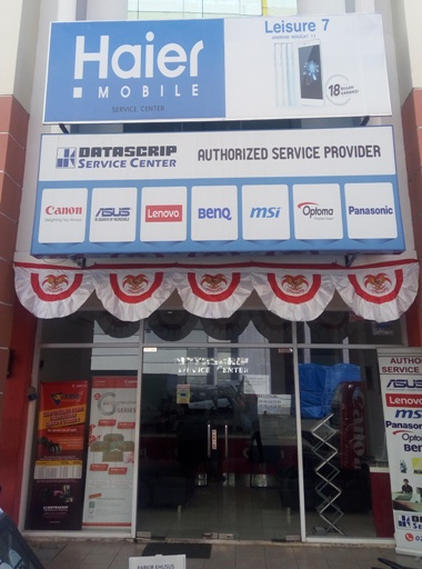 Datascrip Service Center Balikpapan
