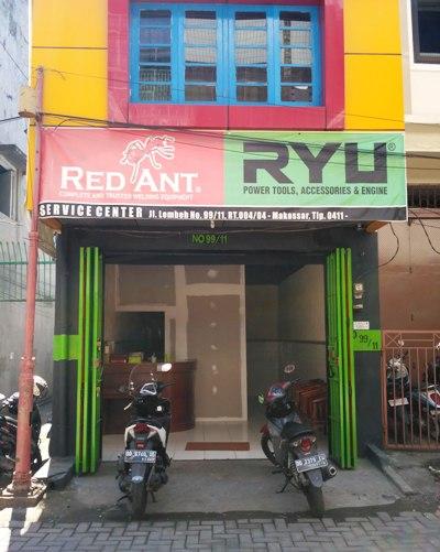 Daftar Service Elektronik di Makassar - Service Center Ryu Makasar